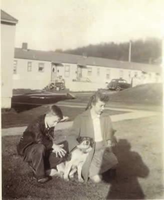 War worker housing 1946